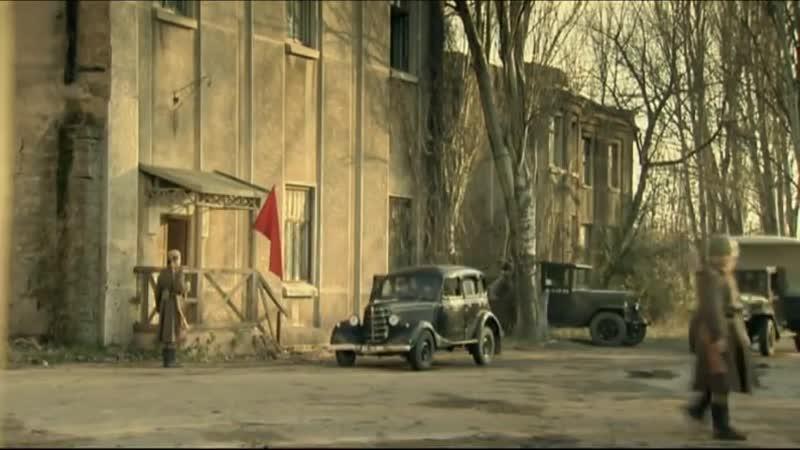 Заяц жаренный по берлински 8 серия