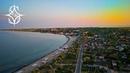 Отдых в Крыму 2021. Пляж с утра это здорово! Обзор солнечной панели и гамака. Межводное