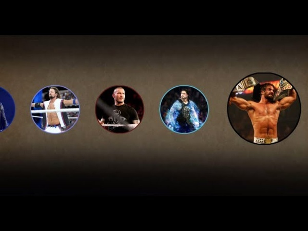 Shadow Fight 2 Vs WWE Superstars