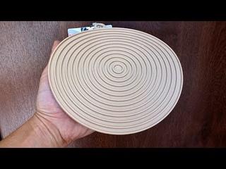 Супер идея! Шпатель для имитации древесины из резиновой подставки. Идеи 2021