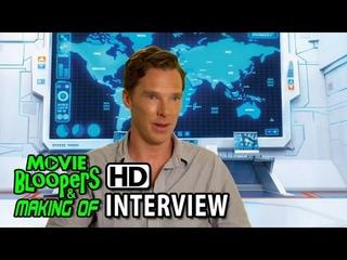 Penguins of Madagascar (2014) Interview - Benedict Cumberbatch (Agent Classified)