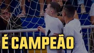 Corinthians é campeão com gol no último segundo