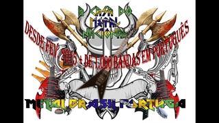 THRASH METAL BRASIL (20 bandas)