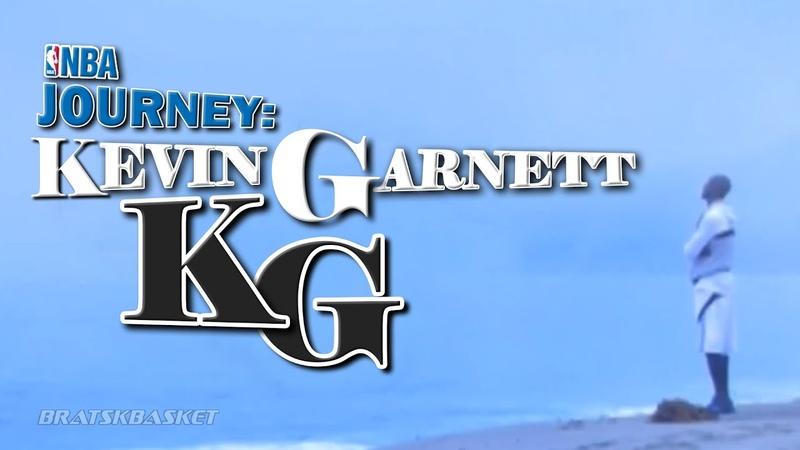 BratskBasket NBA Journey Kevin Garnett 2009 Rus ᴴᴰ