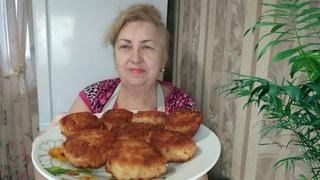 Любимые Домашние Котлеты.Рецепт от Бабушки. Котлеты Сочные и Нежные !