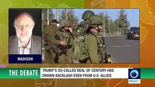 The Debate - Israeli Annexation Plans Ft Kevin Barrett on PressTV