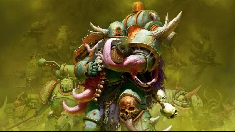 ComiXoids Live Warhammer 40000 Black Library Пришествие Зверя Повелители Мертвых Владыки Железного Дракона