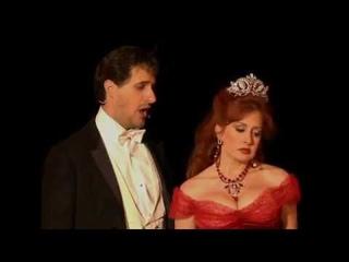 """Франц Легар """"Весёлая вдова"""" - """"Чем-то странным и нежданным я смущён..."""""""