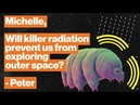 Self healing DNA may protect astronauts from killer radiation Michelle Thaller
