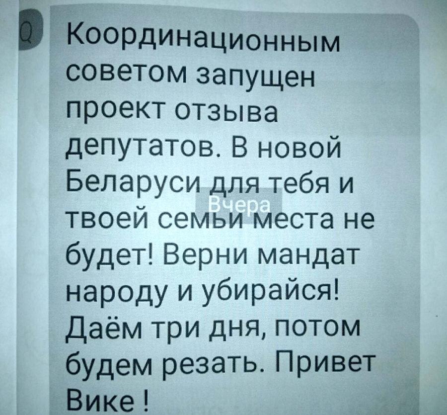 В Брестской области возбудили уголовные дела за угрозы депутатам