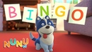Bingo Dog Song   Kids Videos Baby Songs   NuNu TV - Nursery Rhymes
