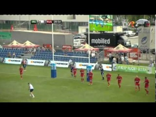 [FULL MATCH] IRB Nations Cup 2014 - Emerging Ireland - Russia