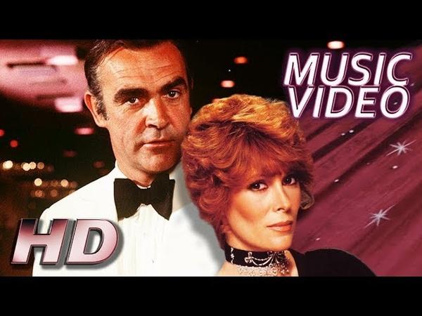 Shirley Bassey ~ Diamonds Are Forever ( James Bond Music Video )