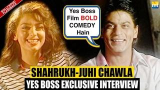 Shah Rukh Khan REVEALS he played a CHAMCHA in Yes Boss | Juhi Chawla | Bollywood Flashback
