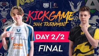 Natus Vincere, Virtus Pro, Konina Power | Финал 2/2 | KICKGAME TOURNAMENT JULY TPP SQUAD 300€