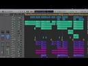 Duckingdub - DARKER (Logic Pro X Project, TRAP, HIP-HOP, NEWSCHOOL)