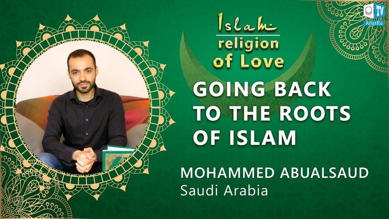 Going Back to the Roots of Islam Mohammed Saudi Arabia