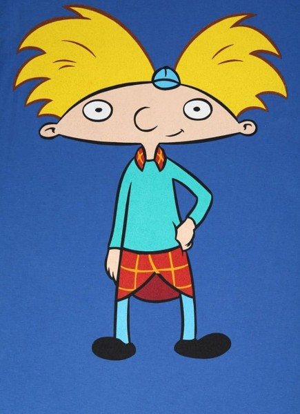 hey arnold characters - 730×1095