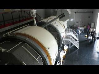 Япония. Настоящая космическая станция МИР в руках японцев.