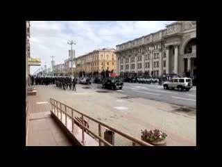 Микро-блог ценителя истории Представляет Минск в борьбе с экстремизмом и сепаратизмом.mp4