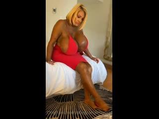 Allegra Cole - Big Fake Tits, Bimbo, Busty, MILF, Huge Ass, Mature, Boobs, Silicone, Saline, Lips, Butt, Onlyfans