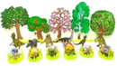 Динозавры и 6 сюрпризов MARVEL,Фиксики,Три Кота, Мадагаскар, Тролли, ZOO For Kids