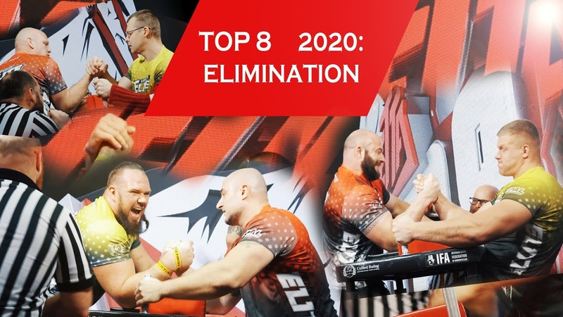 TOP 8 TRANSITION FIGHT ARM WRESTLING DAVE CHAFFEE, ALEX KURDECHA, KRASIMIR KOSTADINOV, PRUDNIK!