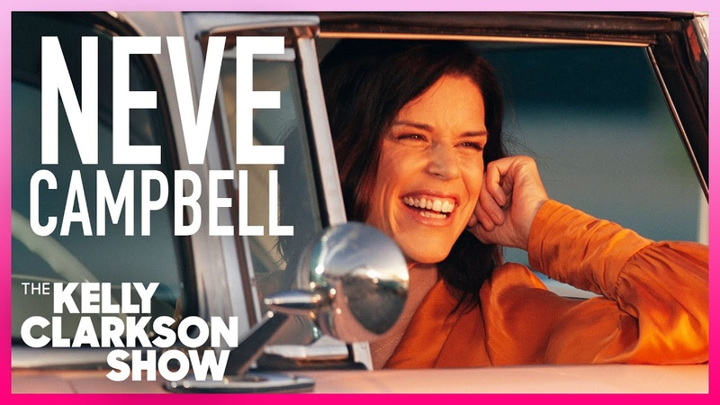 Neve Campbell Dishes On 'Scream' Reboot DRIVE INterview