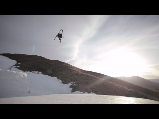 Partly Cloudy Bonus Clip: Torin Yater-Wallace Cork 360 Safety in Sun Valley