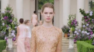 Элизабетта Франки Весна-Лето 2021 Неделя моды Показ мод  ELISABETTA FRANCHI Брендовая одежда Гламур