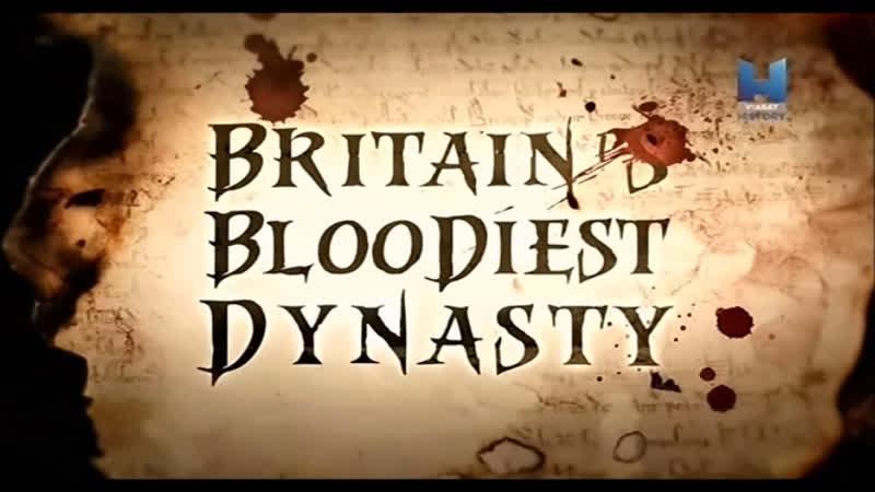 Плантагенеты - самая кровавая династия Британии ( док-игровой фильм . серии 3 , 4 )