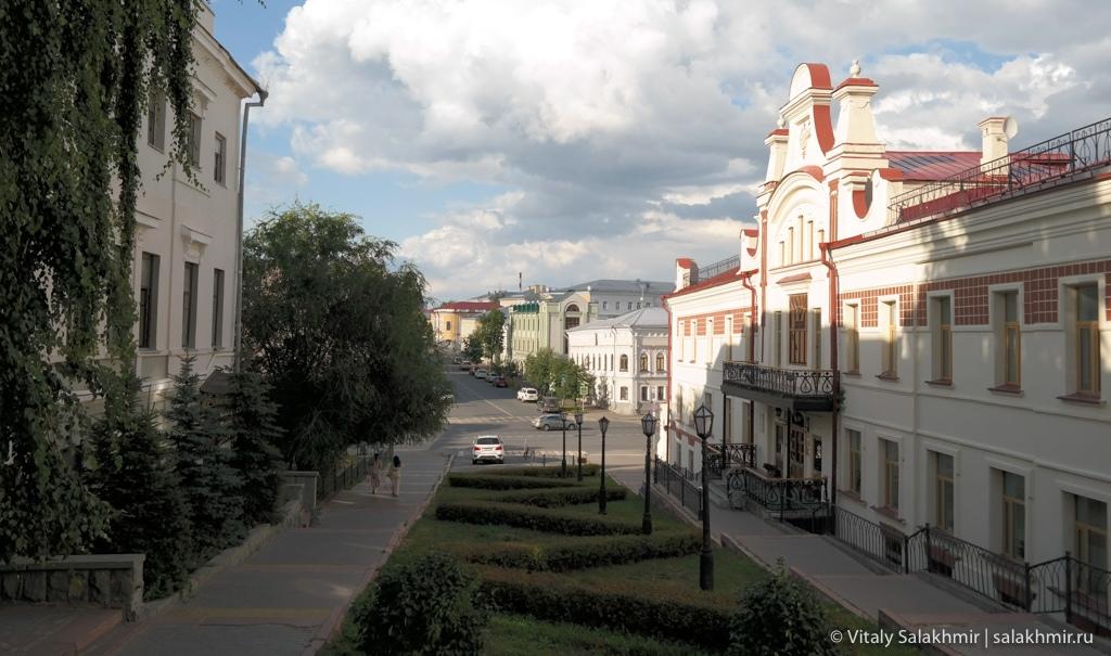 Прогулка по центру Казани, 2020