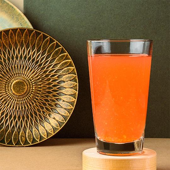 Каркаде апельсин-маракуйя