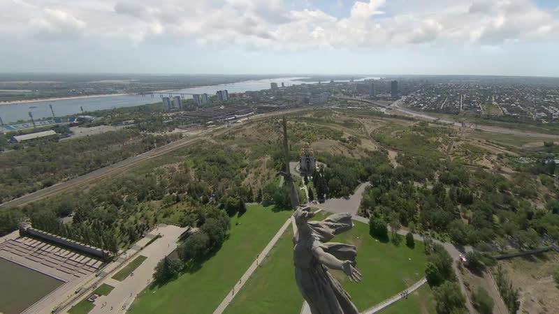 Музей заповедник Сталинградская битва Мамаев курган Виртуальный тур