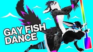 Gay Fish - FURRY DANCE MEME 🏳️🌈 & 🏳️⚧️ Pride Month