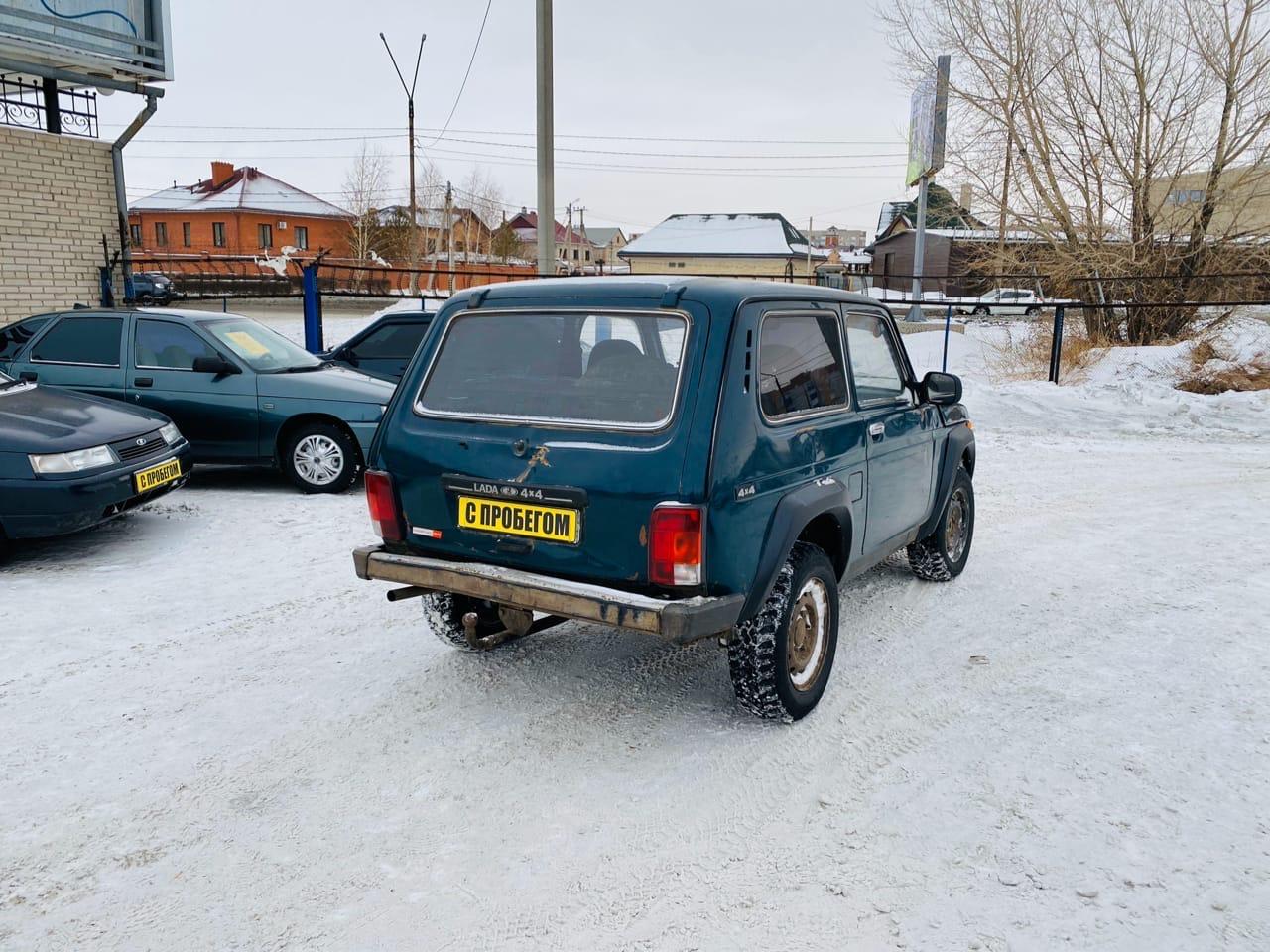 Купить ВАЗ 2121 НИВА коротыш. | Объявления Орска и Новотроицка №209