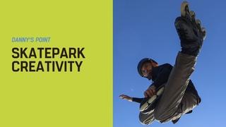 Danny's Point: Skatepark Creativity