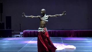 Rachid Alexander Male Belly Dancer танец живота