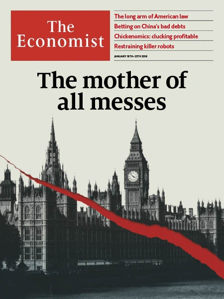 The Economist USA 01.19.2019