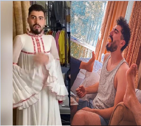 Таджикский Блогер Рафаэль Гулов признался, что он гей