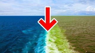Почему два океана не смешиваются в один