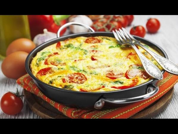 Как приготовить фриттату рецепт от Джейми Оливера