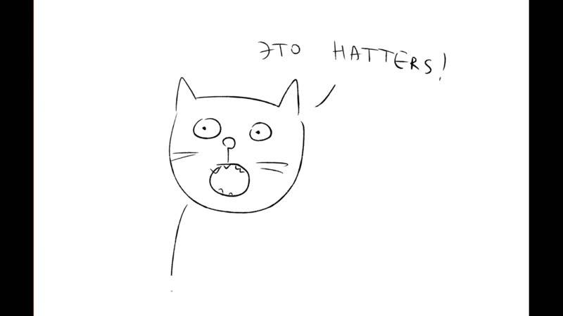 Победитель викторины Угадай артиста The Hatters