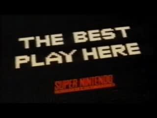 ТВ реклама NHL Stanley Cup Hockey для SNES, 1993.