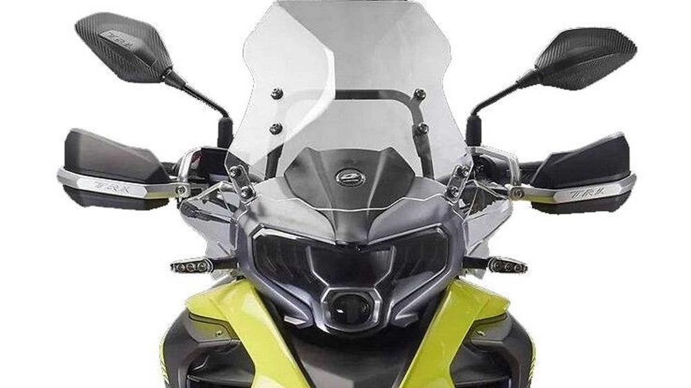 Мотоцикл Benelli TRK 502X 2021