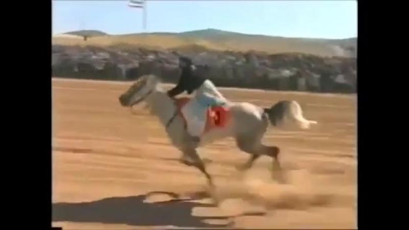Верховая езда, как народное достояние. Курдянки. Курдистан.