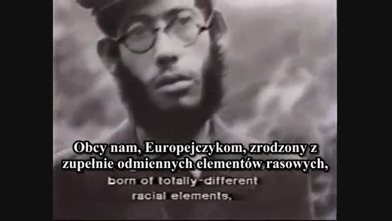 Wieczny Żyd - Fritz Hippler, 1940 rok, pl - cz. 1 z 4