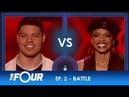 James vs Sharaya J: A BRUTAL Rap Battle Between Two Gladiators! | S2E2 | The Four