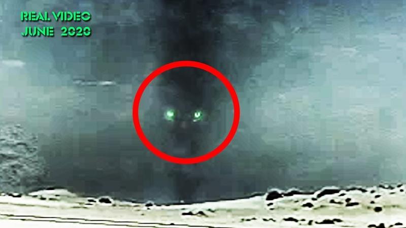 Real Shocking UFO Sighting!! June 2020   Latest UFO Video   Alien Planet