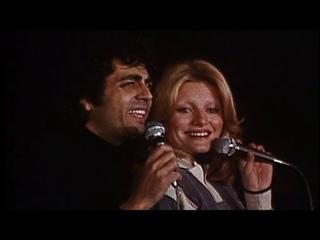 Enrico Macias & Ajda Pekkan - Hoşgör sen (Rehearsal Olympia 1976)